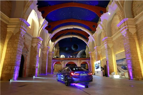 Presentación nacional nuevo BMW Serie 3