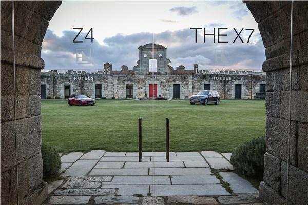 Presentación nuevo BMW Z4 y BMW X7