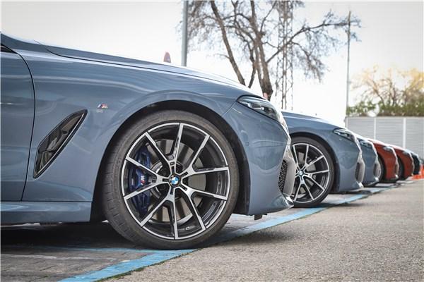 Presentación nacional nuevo BMW Serie 8 Coupé