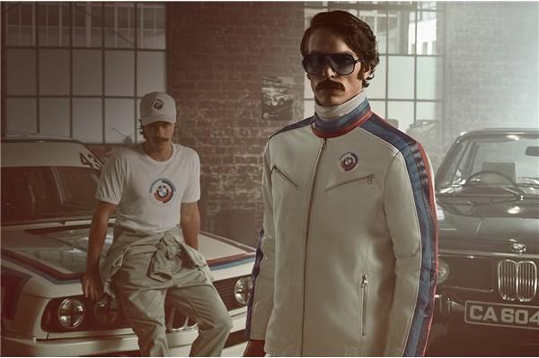 BMWLifestyle Sportkollektion Heritage Header